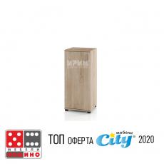 Шкаф модул Сити 342 От Мебели Домино - Варна