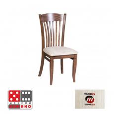 Трапезен стол Carmen 510 От Мебели Домино - Варна