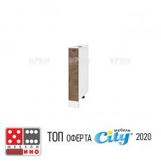 ТВ шкаф Сити 335 От Мебели Домино - Варна