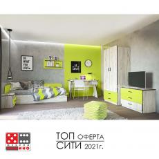 Модул Сити 361 От Мебели Домино - Варна