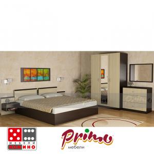 Спален комплект Примо 101 От Мебели домино Варна