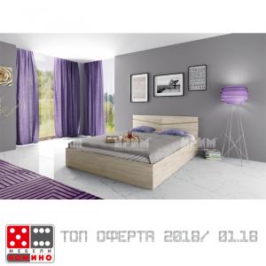 Легло спалня Сити 2008 От Мебели домино Варна