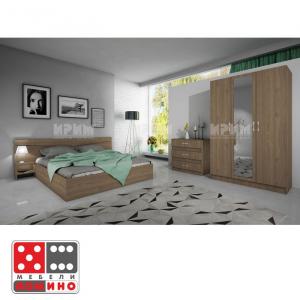 Спален комплект Сити 7000 От Мебели домино Варна