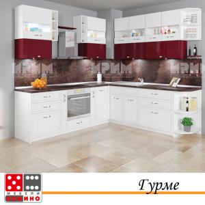 Кухня по проект Папая От Мебели домино Варна