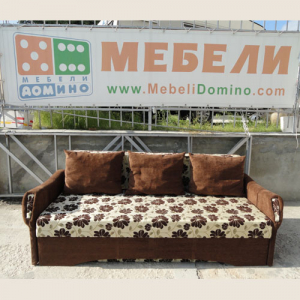 Разтегателен диван Анелия с подръчници От Мебели домино Варна