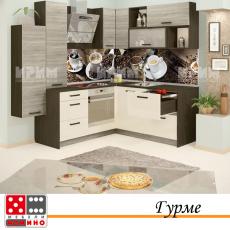Кухня по проект Гуанабана От Мебели домино Варна