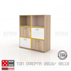 Шкаф Сити 3022 От Мебели домино Варна
