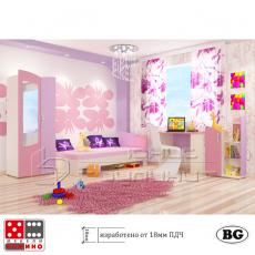 Детска стая Алиса От Мебели домино Варна