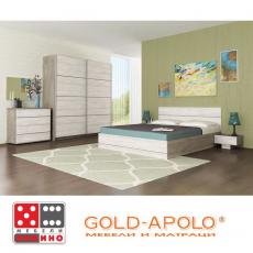 Спален комплект Камо 2 От Мебели домино Варна