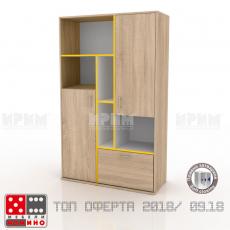 Шкаф Сити 3021 От Мебели домино Варна