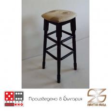 Бар стол без облегалка От Мебели домино Варна