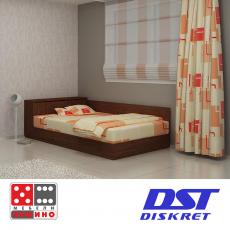 Легло Приста с ракла От Мебели домино Варна