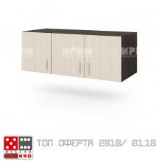 Надстройка за гардероб Сити 1005 От Мебели домино Варна