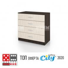 Скрин Сити 3002 От Мебели домино Варна