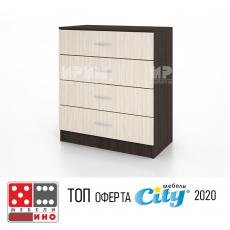 Скрин Сити 3003 От Мебели домино Варна
