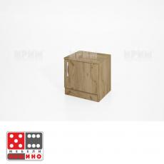 Нощно шкафче Сити 3006 От Мебели домино Варна
