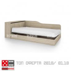 Легло Приста с ракла Сити 2002 От Мебели домино Варна
