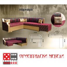 Холов ъгъл Мармара От Мебели домино Варна