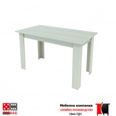 Трапезна маса Нели 130 От Мебели домино Варна