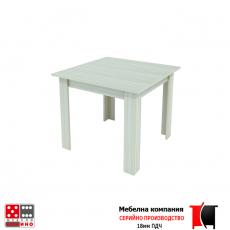 Трапезна маса Нели 90 От Мебели домино Варна