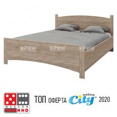 Легло спалня Сити 2012 От Мебели домино Варна