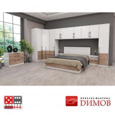 Надстройка Дамяна М 024 А/В От Мебели домино Варна