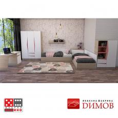 Скрин Дамяна М 028 A/В  От Мебели домино Варна