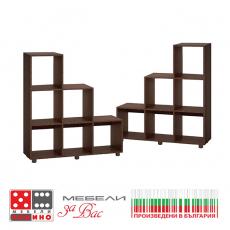 Етажерка Кубо 6 От Мебели домино Варна