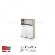 Офис шкаф Гранд модул 82 От Мебели домино Варна