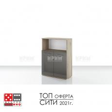 Офис шкаф Гранд модул 61 От Мебели домино Варна