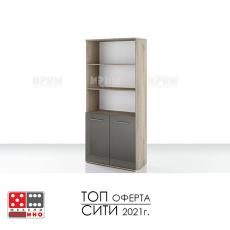 Офис шкаф Гранд модул 63 От Мебели домино Варна