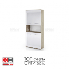 Офис шкаф Гранд модул 86 От Мебели домино Варна