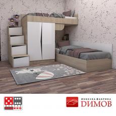 Холов ъгъл Таня От Мебели домино Варна