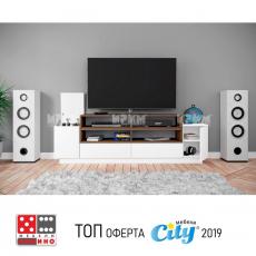 ТВ шкаф Сити 6225 От Мебели домино Варна