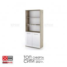 Офис шкаф Гранд модул 84 От Мебели домино Варна
