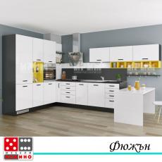 Кухня по проект Физалис От Мебели домино Варна
