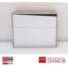 Надстройка Дамяна М 022 А/В От Мебели домино Варна
