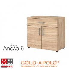 Скрин Аполо 6 От Мебели домино Варна