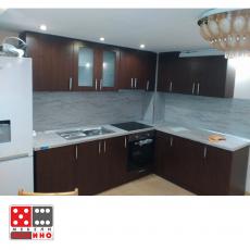 Кухня по проект Домино 1 От Мебели домино Варна