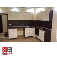 Кухня по проект Домино 4 От Мебели домино Варна