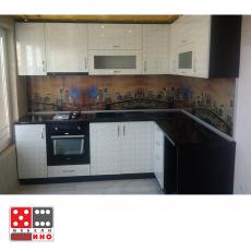 Кухня по проект Домино 5 От Мебели домино Варна