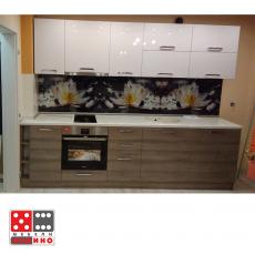 Кухня по проект Домино 6 От Мебели домино Варна