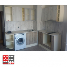Кухня по проект Домино 7 От Мебели домино Варна