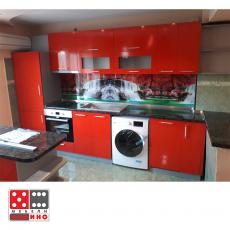 Кухня по проект Домино 12 От Мебели домино Варна