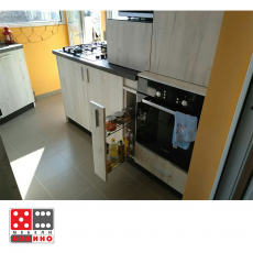 Кухня по проект Домино 13 От Мебели домино Варна