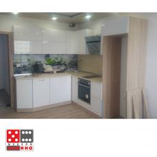 Кухня по проект Домино 15 От Мебели домино Варна