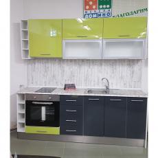 Кухня по проект Домино 17 От Мебели домино Варна