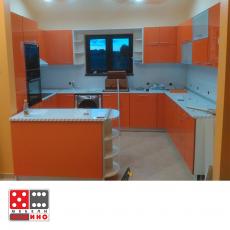 Кухня по проект Домино 18 От Мебели домино Варна