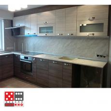Кухня по проект Домино 21 От Мебели домино Варна