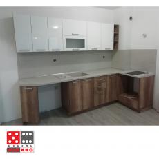 Кухня по проект Домино 23 От Мебели домино Варна